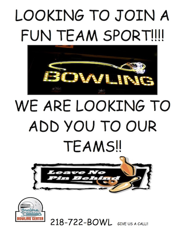 Join a fun team sport